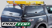 Protop Hard top range of canopies