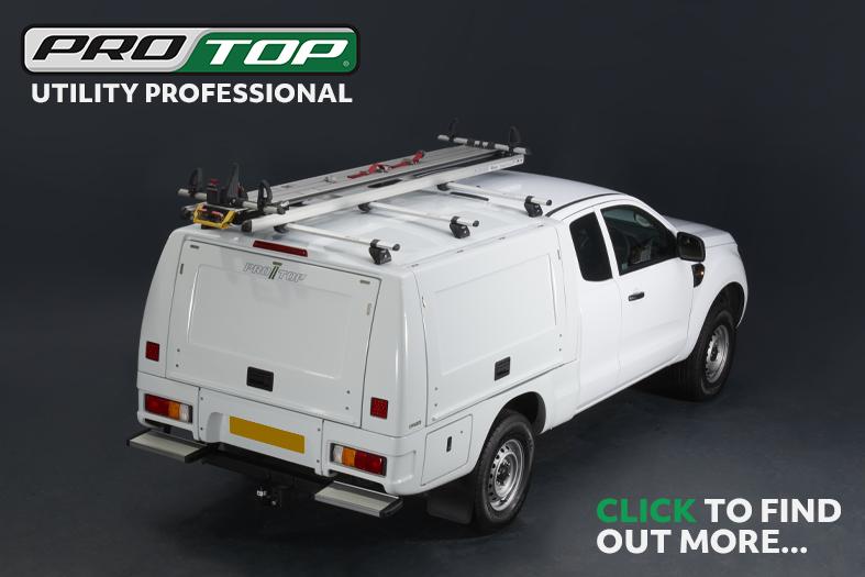 ProTop Utility Professional Hardtop