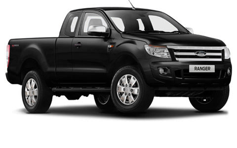 Ford Ranger Super Cab 2012 to 2016 Accessories