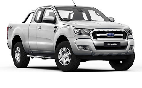 Ranger Suber cab 2016 Facelift Accessories