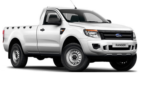 Ford Ranger Regular Cab 2012 to 2016 Accessories