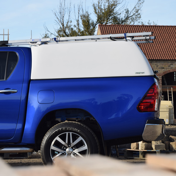 Toyota Hilux Tradesman