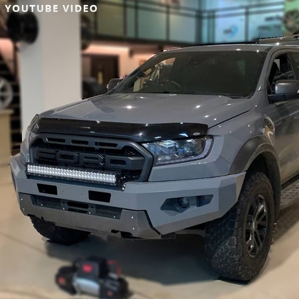 Ford Ranger Raptor Walkaround