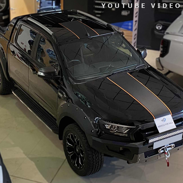 Ford Ranger Wildtrak Walkaround