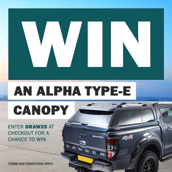 Win an Alpha Type-E Canopy - Blog Post