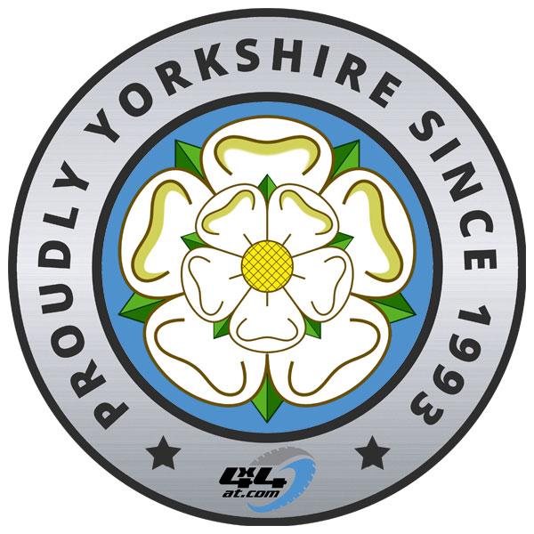 25 Years Yorkshire