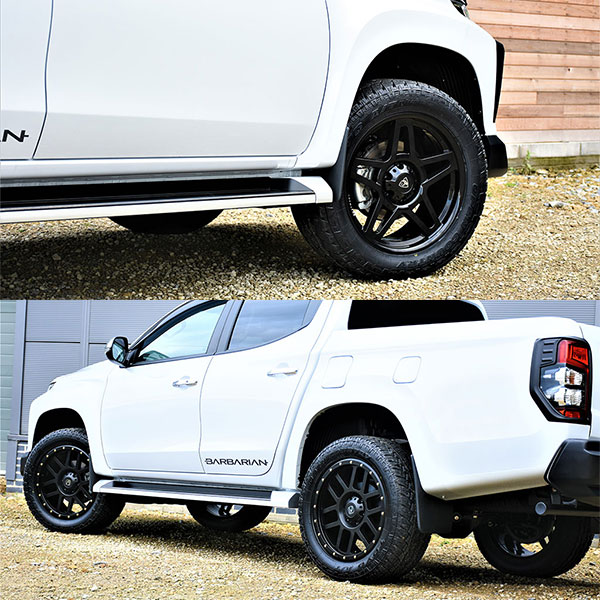 L200 Wheels Blog