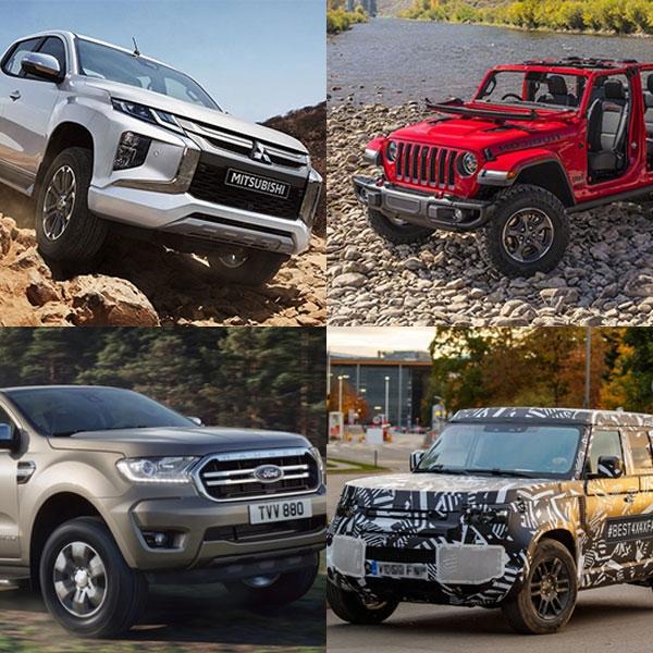 5 Top Pickups 2019