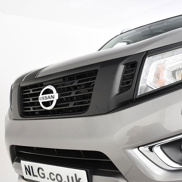 Nissan NP300 Black Grille Surround