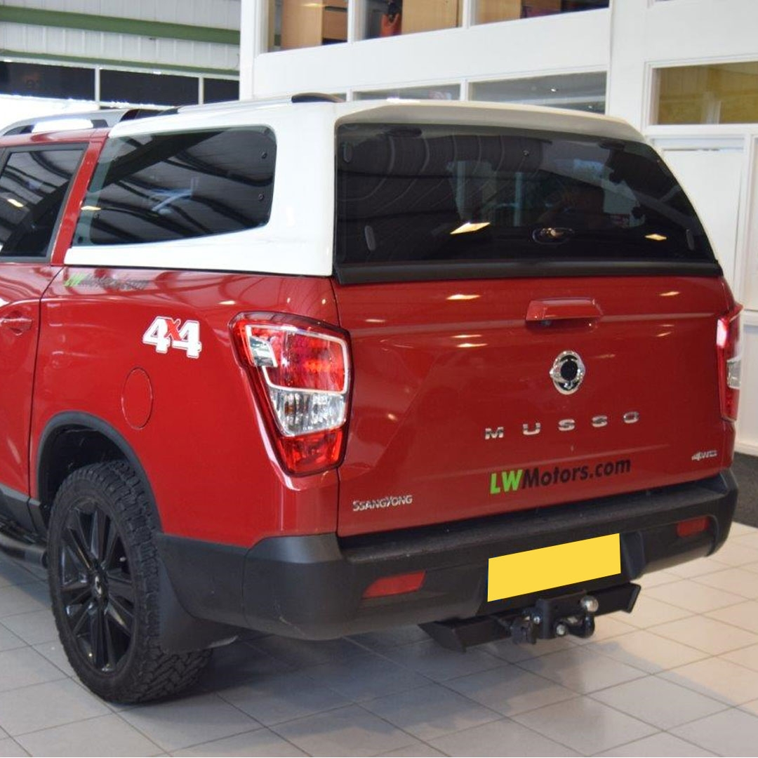 New SsangYong Musso Fit Test - Blog Post