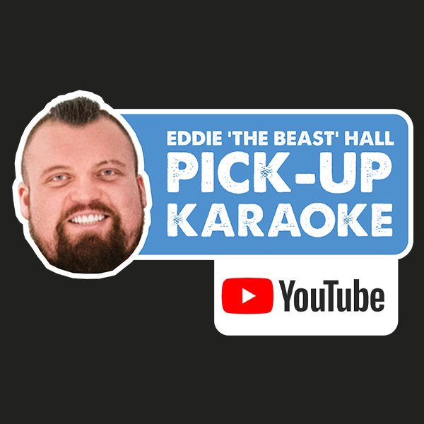 Eddie Hall Carpool Karaoke - YouTube