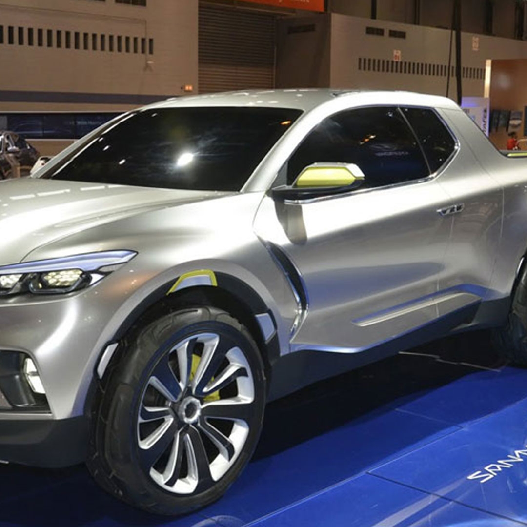 """Will Hyundai Look to Launch This Great Looking New Pick-UP in the UK? - Blog Post"
