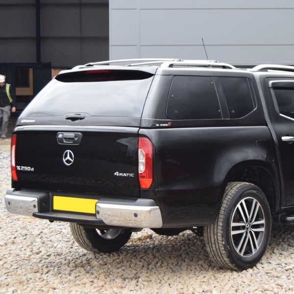 Alpha Type-E Mercedes-Benz X-Class In Stock - Blog Post