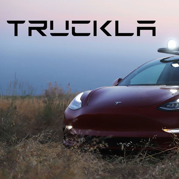 Tesla Homemade Pickup