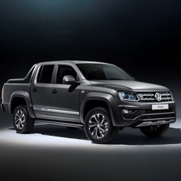VW Amarok Dark Side - Blog Post