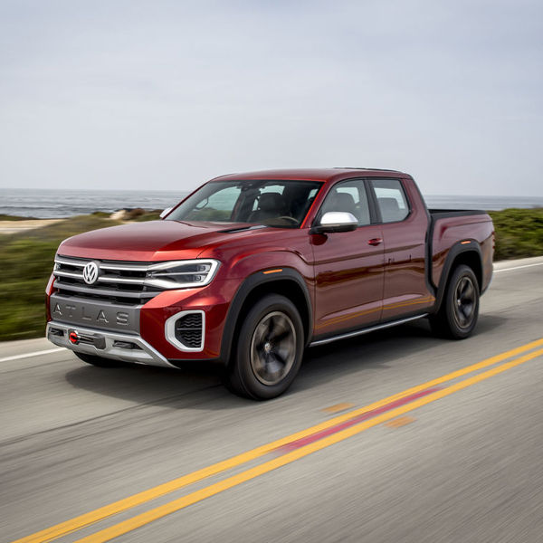 All-New 2020 Volkswagen Atlas Tanoak Concept!