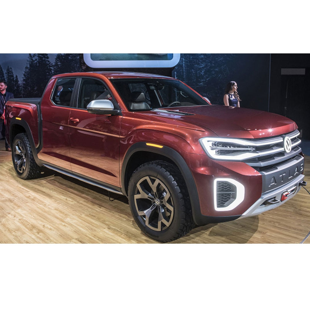 Atlas Tanoak A Possible Replacement To The Amarok? - Blog Post