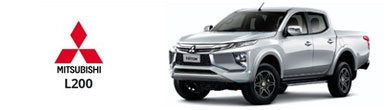 Mitsubishi L200 Accessories