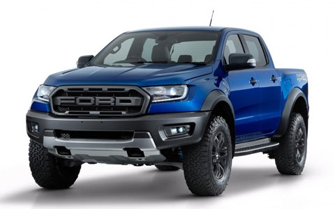 Ford Ranger Raptor Double Cab 2019 Accessories