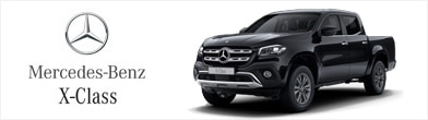 Mercedes Benz X-Class Accessories