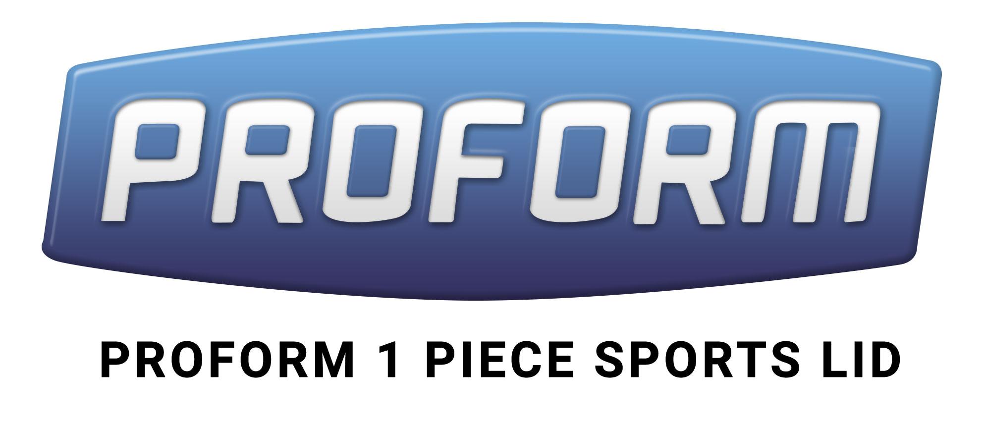 Proform 1 Piece Sports Lid