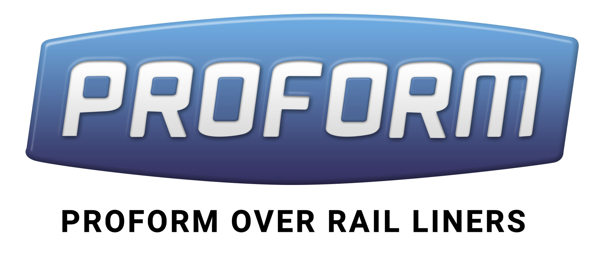 Proform over rail liner