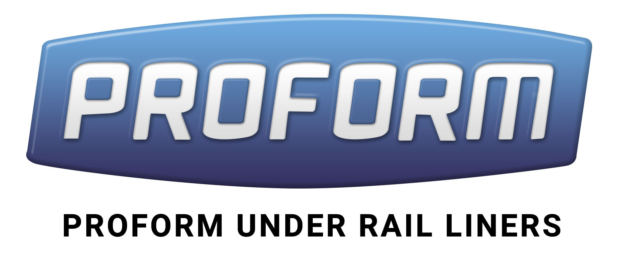 Proform under rail liner