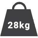 28kgs