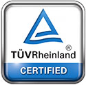 TUV Certified EU Approved