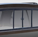 Bulkhead window Alpha GSE