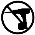 Non Drill