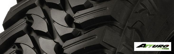 Atturo Blade Mud Terrain Tyre