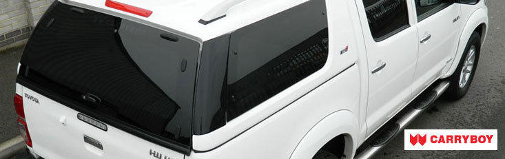 Carryboy Series 7 Truck Top