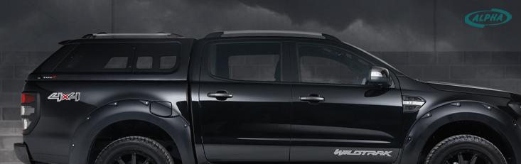 Ford Ranger Alpha Type-E Hard Top