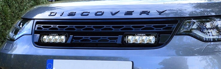 Landrover Discovery ST4 Bundle