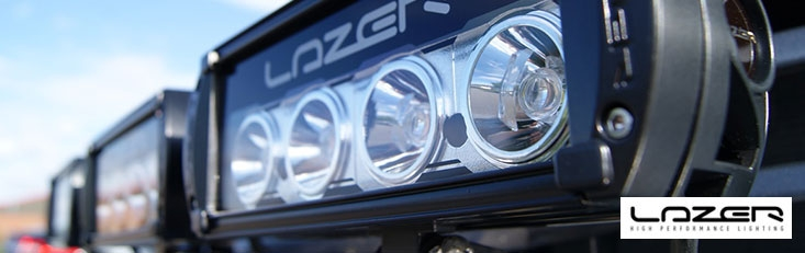 Lazer St-4 LED Lights