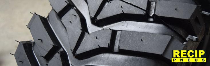 Recip Trial Mud Terrain Tread Pattern