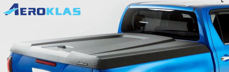Aeroklas Speed Tonneau Cover Sports Lid