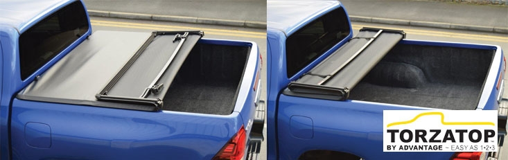 Soft Tri Folding Tonneau Covers