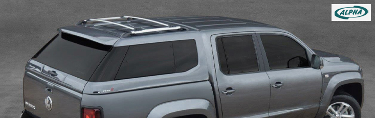VW Amarok Alpha Typ-E Hard Top Canopy