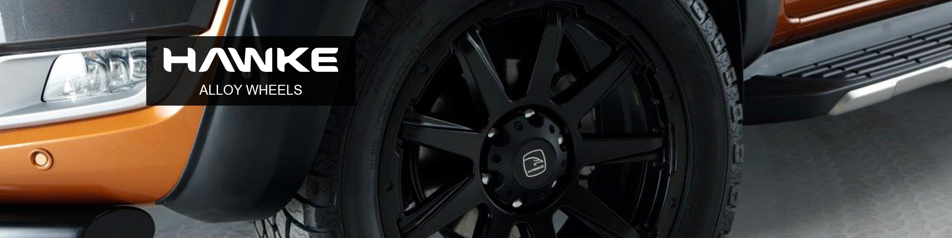 Hawke Alloy Wheels