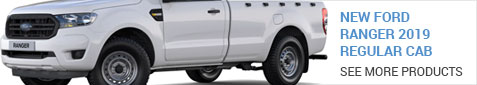 Ford Ranger Regular Cab 2019 - More Products