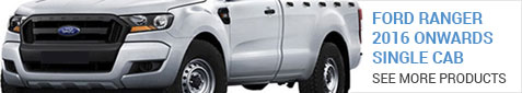 Ford Ranger Single Cab 2016 - More Products