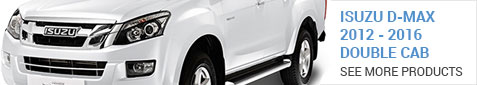 Isuzu D-Max Double Cab 2012 - More Products