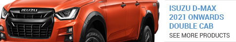Isuzu D-Max Double Cab 2021 - More Products