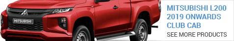 Mitsubishi L200 Club Cab 2019 - More Products