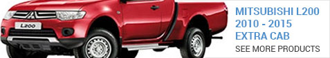 Mitsubishi L200 Extra Cab 2010-2016 - More Products