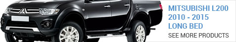 Mitsubishi L200 Long Bed 2010 - More Products