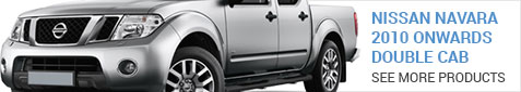 Nissan Navara Double Cab 2010-2015 - More Products
